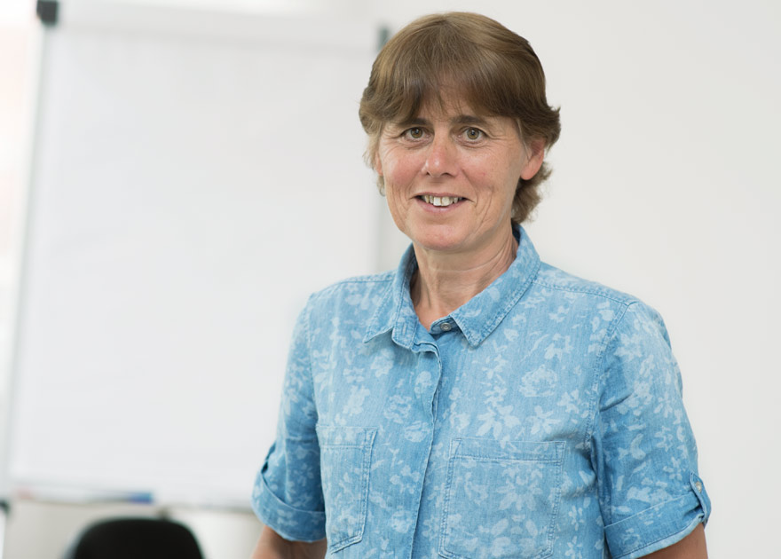 Ernestine Braumann